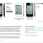 iPhone 4 im Apple Store ohne Simlock bestellbar