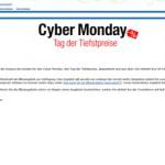 Schnäppchenjagd: Cyber Monday bei Amazon (Update)