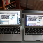 """11"""" oder 13"""" ? Der MacBookAir Vergleichstest"""