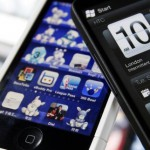 Smartphone Gipfel – Jede Menge Geräte und viel Spass