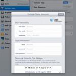iPad 3G: Swisscom schaltet Aboverwaltung auf Gerät frei