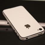Weisses iPhone 4 eingetroffen