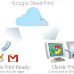 Google Cloud Print: Drucken mit iPhone und Android