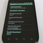 Test Google Nexus S: Android macht endlich Spass