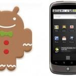 Android 2.3 Update für Nexus One steht bevor