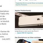 Tagesanzeiger klaut Bilder von iFrick.ch