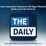 iPad Zeitung The Daily wird am 2. Februar vorgestellt