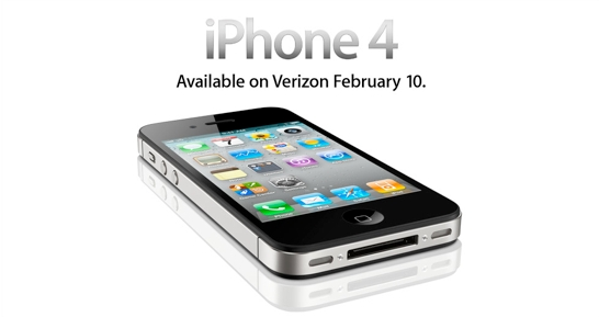CDMA iPhone 4