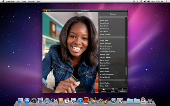 FaceTime Mac App Mac App Store