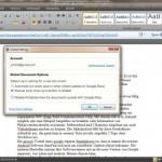 Google Cloud Connect: Microsoft Office speichert in die Cloud
