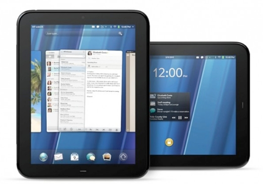 WebOS Tablet TouchPad