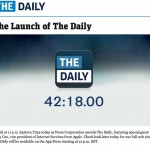 The Daily Vorstellung als Live Stream startet um 17 Uhr (Update)