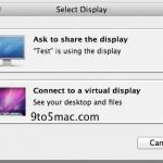 OS X 10.7 erlaubt Multiuser Remote Desktop