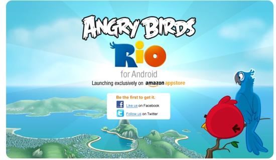 Amazon App Store Android Market