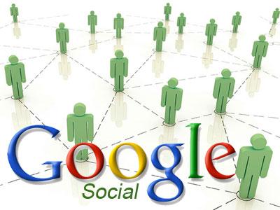 Social Media Google Social