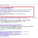 Google zeigt eure Lesezeichen in der Suche an