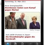 Spiegel Online App fürs iPhone – Pflicht für News Junkies