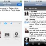 Twitter reicht verbesserte iPhone App ein