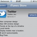 Update der Twitter App ist toll aber nervt auch gewaltig (Update)