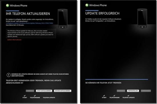 Copy&Paste Update Windows Phone 7