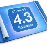 iOS 4.3.1 soll in den nächsten 2 Wochen erscheinen