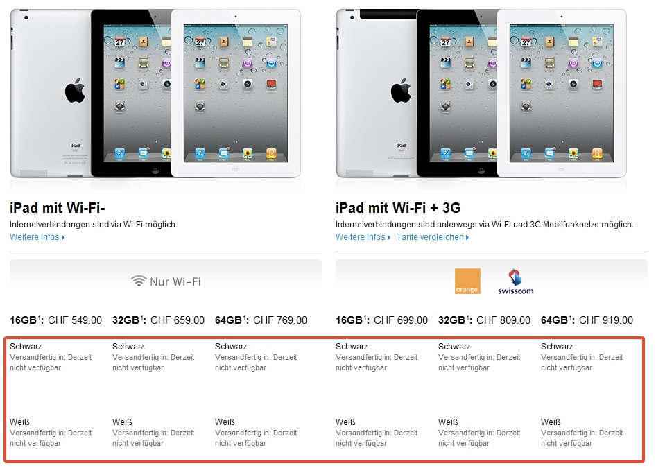 ipad 2 apple updatet online store nothing but nothing but tech. Black Bedroom Furniture Sets. Home Design Ideas