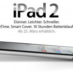 Live Stream vom Apple iPad 2 Event onair