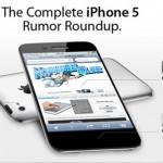 iPhone 5: Infografik zu den vermuteten Neuerungen