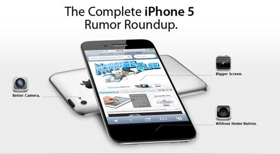 Apple iPhone 5 Rumours News