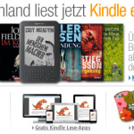 Amazon startet deutschen Kindle eBook Store