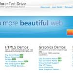 Technical Preview von Internet Explorer 10