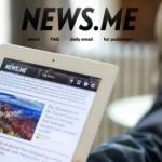 News.me startet bald – Neuer iPad Social News Dienst