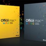 Microsoft veröffentlich Service Pack 1 für Mac Office 2011