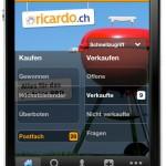 Endlich: Ricardo veröffentlicht iPhone und Android App