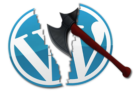 Wordpress.com WordPress CMS Hack Attack