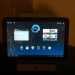 Test Motorola Xoom: Tablet 1.0 mit Android 3.0