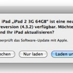 Apple veröffentlicht OS 4.3.2 – Download Links