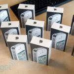 Weisses iPhone 4 ab morgen Mittwoch in den Läden
