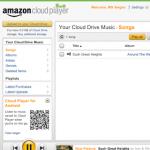 Amazon Cloud Player funktioniert nun auch unter iOS