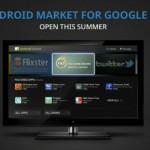 Google I/O: Google TV bekommt Android 3.1 Update