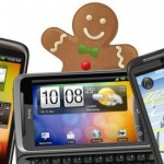 HTC Desire HD & Incredible S erhalten Gingerbread Update