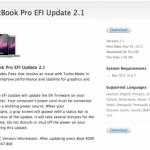 Updates für neuen iMac und MacBook Pro