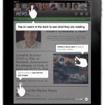News.me iPad App – Mischung aus Flipboard und The Daily