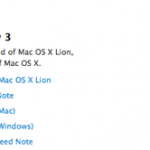 Mac OS X Lion Developer Preview 3 erschienen