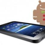 Gingerbread Update für Samsung Galaxy Tab & Galaxy S