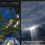 Weather HD: Die schönste Wetter App nun auch für Mac