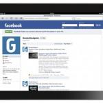 Facebook kündet für Mittwoch Neuigkeiten an: iPad App?