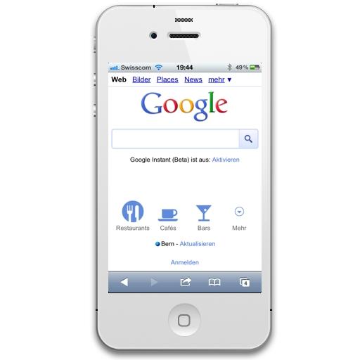 Mobile Google Smartphone iOS