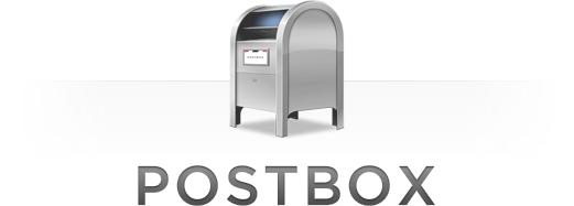 Postbox E-Mail Client Mac OS X