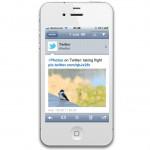 Twitter App Updates – Erste Integration des neuen Fotodienstes